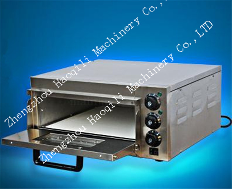 Household Baking Mini Oven Stainless Steel Housing Glass Electric Oven Cake Toaster Kitchen Appliances(China)