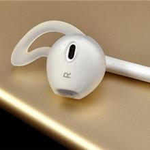 Earphone for apple airpods earpods For Airpods Anti-Slip Soft Silicone for Airpods headset for iphone 5/5c/5s earpods