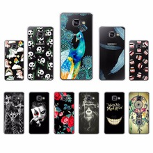 "Unique Shell For Samsung Galaxy A3 2017 A3200 Soft Silicone TPU Phone Case Back Cover For Samsung Galaxy A3 2017 4.7"" Phone Skin(China)"