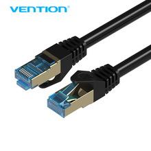 Vention Gigabit CAT 7 Ethernet LAN Networking Cable 40M 30M 25M 20M 15M 10M For Router Switch ADSL MODEM  Double Shielded Cable