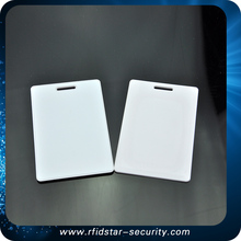 10pc/lot 125KHz rfid EM ID Thick Time Attendance T5577 Card Access Control System card RFID Card(China)