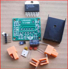 Free Shipping!!!  LMD18200 motor driver / car DC / Professional Drive / H-bridge /Electronic Component