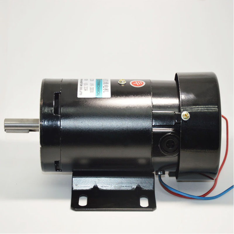 300W DC Permanent Magnet Motor 220V Motor Speed 1800 RPM High Speed Variable Speed Reversing Motor Control<br><br>Aliexpress