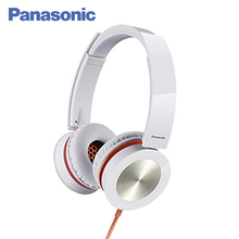 Panasonic RP-HXS400E-W Earphone wired noise cancelling HIFI sound headphones stereo headset