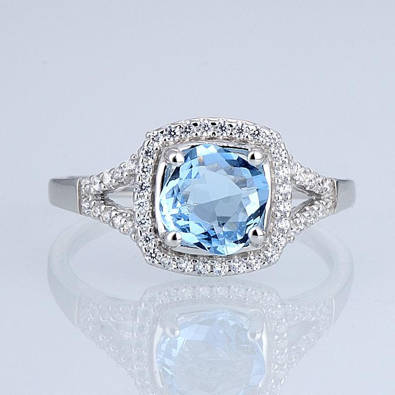 Silver Ring - R301120BLGZ1SL925-SV8