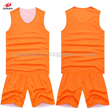 Wholesale different colors double mesh basketball jersey free shipping