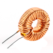 UXCELL Toroid Core Inductor Wire Wind Wound 220Uh 59Mohm 4A Coil