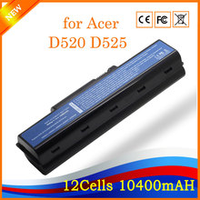 11.1V 10400mAh Replacement New Laptop Battery for Acer eMachines D520 D525 D725 E525 E527 E625 E627 E725 G620 G625 G627 G725(China)