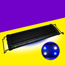 "18W ODYSSEA GREEN ELEMENT EVO 12"" Aquarium LED Lighting Marine Coral Reef Freshwater Plants LED Grow Light Fixture"