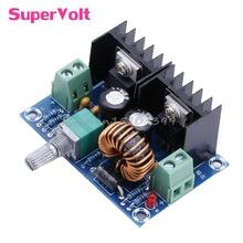 DC-DC 5V-40V To 1.2-36V Buck Converter 8A 200W Adjustable Step Down Power Module #G205M# Best Quality