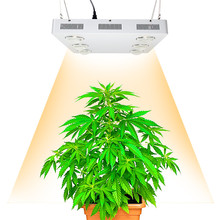 CF Grow Dimmable CREE CXB3590 600W 72000LM COB LED Grow Light Full Spectrum = HPS 1000W Growing Lamp for Plant Growth Lighting