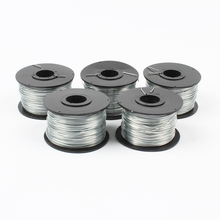0.8mm 100m Steel wire of Automatic Steel Binding Machine , wire coil(China)