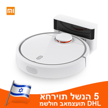 XiaoMi MI Robot Vacuum Cleaner Smart Planned WIFI APP Control 5200mAH Dust Sterili Cleaningfor Home Automatic Sweeping