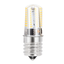 Kohree E17 LED Bulb Oven Light Dimmable Stove Bulb Light 4W Appliance Bulb White 6000K 72X3014SMD AC110-130V 2 Pack(China)