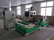 Competitive 3 Axis Wood Carving Router CNC Milling Machine with vacuum table and pump(China)