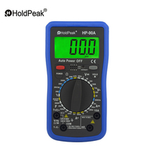 HoldPeak HP-90A Digital Multimeter (CAT IV) Capacitance Induction Table High Precision Electronic Multimeter