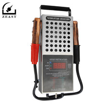 Battery Load Tester Equipment Voltage Tool 6V 12V For Car Truck Mechanics Boat Bike Analog Meter Accuracy(China)