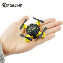 New Arrival Eachine E60 Mini for Pocket Drone With Camera Headless Mode 2.4G 6-Axis RC Quadcopter RTF for Kids Adult Toys Gift(China)
