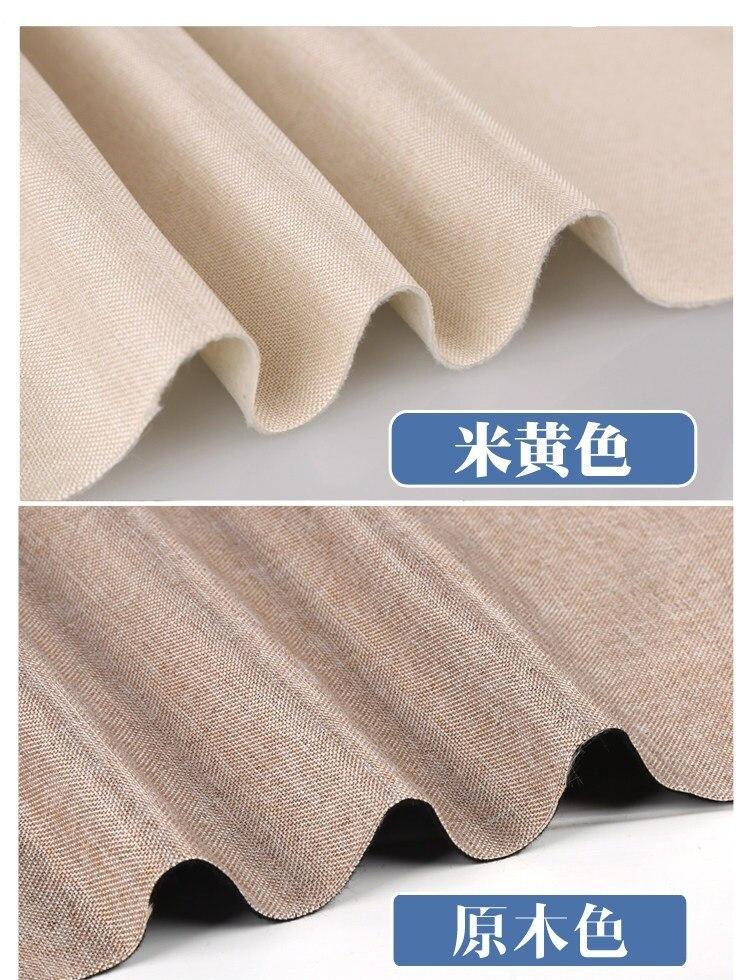 mylb Nabi Cotton fabric the cloth Patchwork Fabrics by the meter Super wax hollandais for furniture Coarse hemp flax 3