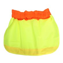 NEW Reflective Stripe Neck Shield Safety Hard Hat Cap Sun Shade Protective Helmets Workplace Safety(China)