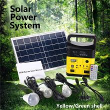 Mising Solar Power System Generator Portable Energy-saving Light Bulb Flashlight Solar Lighting System(China)