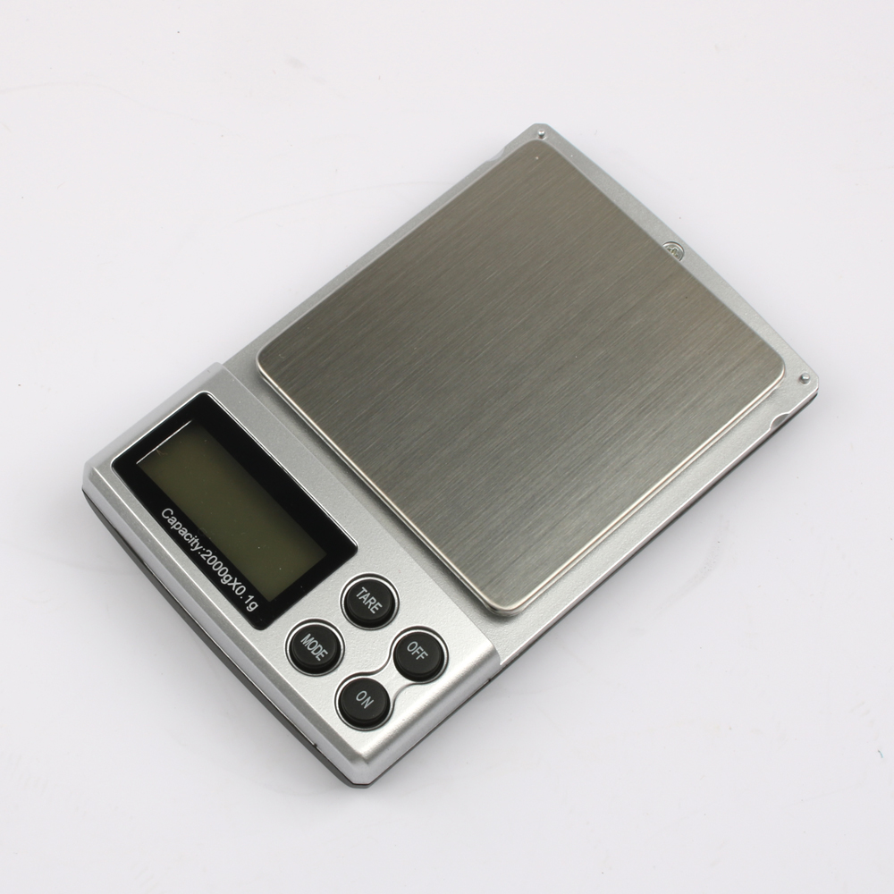 1pc 2000gx0 1g pocket electronic digital jewelry scale weighing