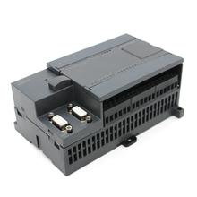 FX1N FX2N 32MR 32MT 4AD 2DA PLC Controller with Case, Analog RS485 Modbus RTU for Mitsubishi FX