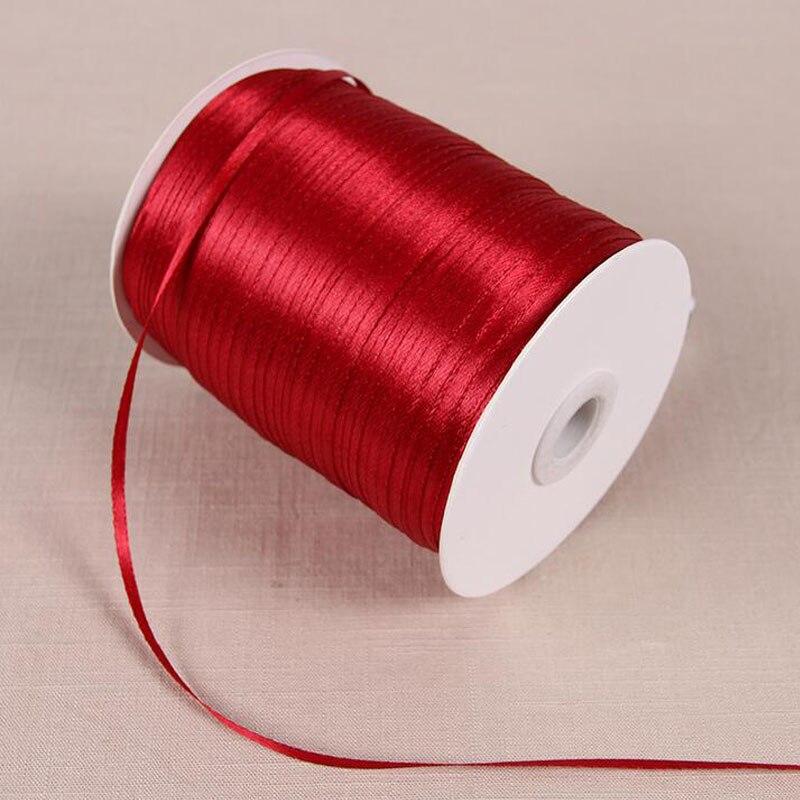 Craft ropa 25 mm extra anchos para hombre 5 m rosa cinta de sat/én algod/ón de costura costura