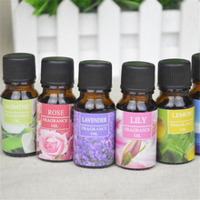 One Pcs Essential Oils Pack for Aromatherapy Spa Bath Massage Skin Care Lavender Oil With 6 Kinds of Fragrance(China)