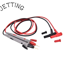 JETTING 1 Set SMT IC SMD Great Universal Digital Multimeter Needles Multi Meter Test Lead Probe Wire Pen Cable(China)