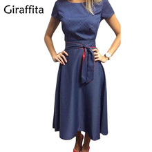 Giraffita Autumn Dresses Women 2017 Ladies Party Dresses Bow Tie Neck Short Sleeve Elegant Frayed Trim Tweed Dress Vestidos