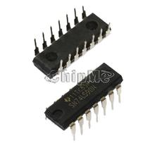 10pcs 74LS90 SN74LS90N IC Decade Divide-by-12 and Binary Counter DIP14