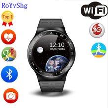 Buy  (In Stock) ZGPAX S99 3G Smart Watch Android 5.1 5MP Cam GPS WiFi Pedometer Heart Rate 3G Smartwatch men PK KW88 No.1 D5 X3 Plus for $81.66 in AliExpress store