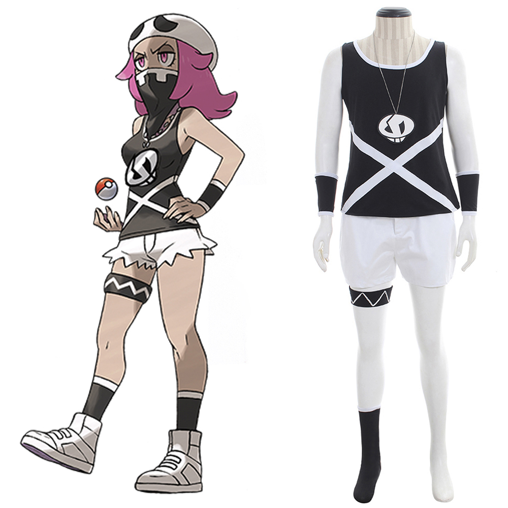 pocket monster daigo tsuwabuki steven stone cosplay costume suit