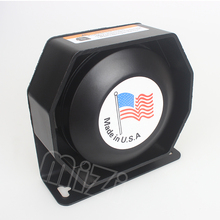 New 200W extra thin Loud Speaker Tweeter for auto car siren, Neodymium material, 120-130dB, horn car alarm amplifier for car(China)