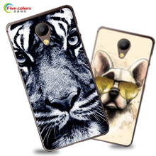 Elephone P8 Case Fashion Cartoon UV Print Hard Plastic Ultra Thin Back Cover Protective Phone Cases for Elephone P8 mobile phone(China)