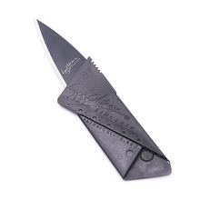 1pcs Card Knife Folding Credit Card Tool Mini Wallet Camping Outdoor Pocket Tools Tactical(China)