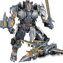 Transformation TF 5 Movie The Last Knight Galvatron Voyager MP36 Plane Model Alloy Action Figure Robot Toys