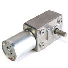 GW370 12V 6rpm Reversible High Worm Geared Motor Torque Turbo DC Motor 35A Best Price(China)