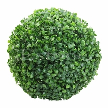 Artificial Plant Ball Tree Boxwood Wedding Event Home Outdoor Decoration