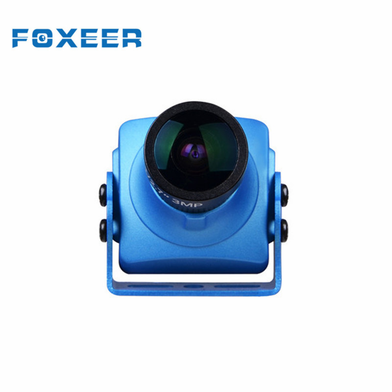 Original Foxeer Monster V2 1.8mm 1200TVL 1/3 CMOS 16:9 PAL/NTSC IR Block Mini Camera w/ OSD and Audio For RC Multicopter Models<br>