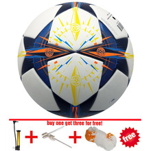 Professional Soccer Sport Football PU Material Champions League Official size 5 Football ball Anti-slip Ball PU Seamless soccer