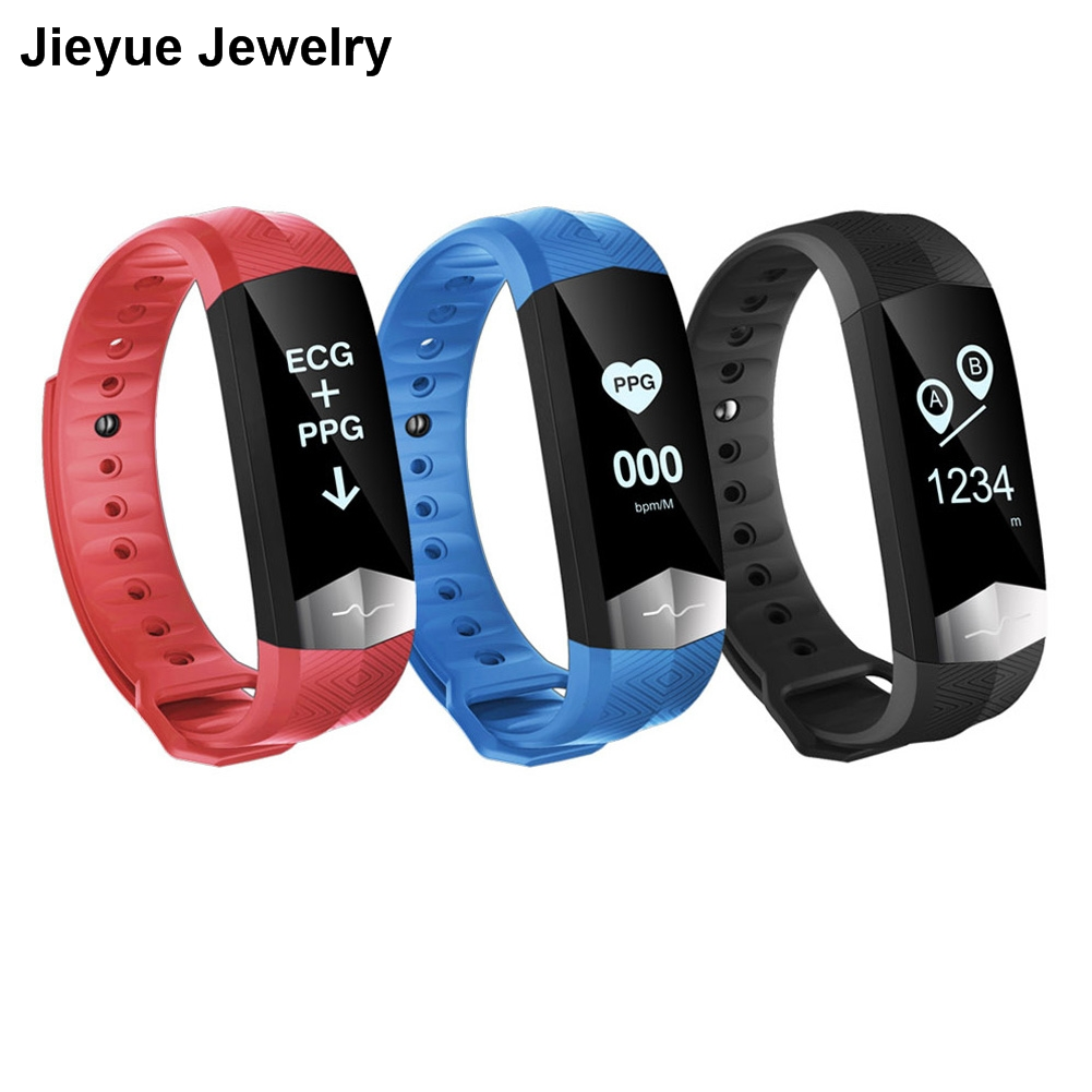 Smart Watch Clock With Facebook Whatsapp Twitter Heart Rate Blood Pressure Monitor Fitness Watch Android ISO Bluetooth Supported<br>