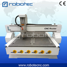 Factory price 3.0 4.5 6.0kw spindle with vacuum table 1325 wood working cnc router