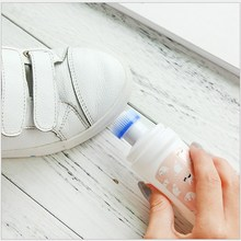 A Tin Of Shoe Polish, Magic Refreshed White Shoes Cleaner Cream For Handbags/Clothing/Leather Shoe, Random Delivery Products(China)