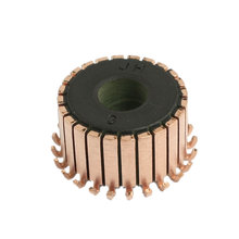 Dmiotech 8Mm X 21.5Mm 24 Gear Tooth Copper Case Auto Alternator Motor Power Tool Commutator commutator(China)