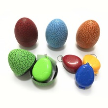 Multi-colors Dinosaur Egg Virtual Cyber Digital Pet Game Toy Digital Electronic E-Pet Christmas Gift(China)