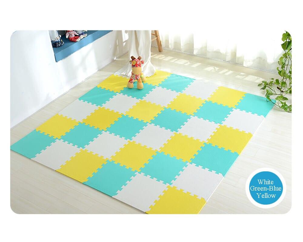 Foam floor tiles baby