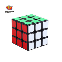 YONGJUN Cubes Classic Ultra-Smooth 3x3x3 Block Square Puzzle Speed Magic Cube Puzzle Classic Toy Birthday Gifts For Kids