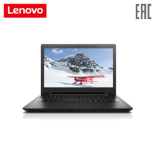 "Ноутбук Lenovo 110-15ACL 15.6 ""/A8-7410/500 ГБ/4 ГБ/R5 M430/noODD/Win10/черный (80TJ0032RK)(Russian Federation)"
